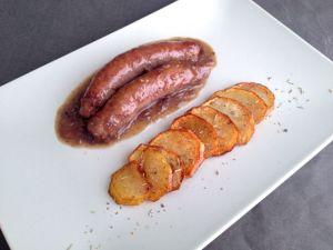 salchis plat