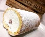 Brazo de Gitano Relleno de Crema y Chantilly